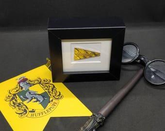Harry Potter Hufflepuff Frame