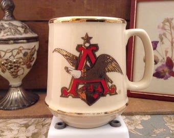 Anheuser Busch Coffee Mug