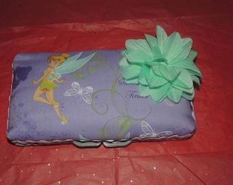 Tinker Bell Baby Wipe Case