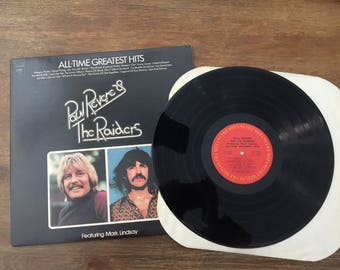 Paul Revere and The Raiders All-Time Greatest Hits