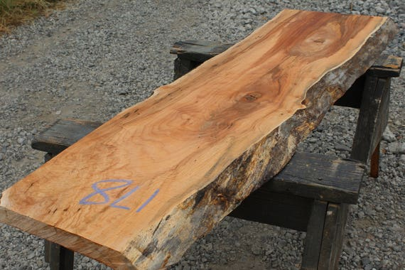Western maple live edge slab 178 diy hardwood custom for Live edge wood projects