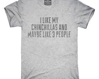 Funny Chinchilla Owner T-Shirt, Hoodie, Tank Top, Gifts