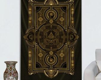 Sacred Tapestry by Mugwort