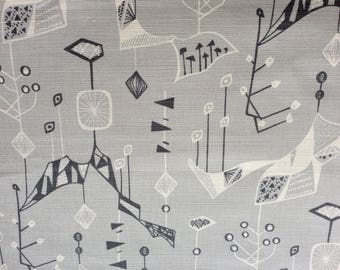 Linen Curtains // Blinds // Lined Curtains // Blackout // Modern Mid Century // Made to Measure // Grey // Red // Blinds // Scandinavian //