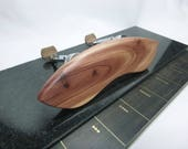 Cedar Mandolin/Mandola Armrest, Small, Handcrafted in Ohio