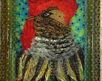 Chief Bird #1107