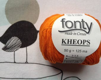 Orange - FONTY KHEOPS