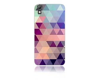 Alcatel Idol 4 Case (Not for Alcatel Idol 4S) - Alcatel 6055A Case #Cotton Candy Design Hard Phone Case