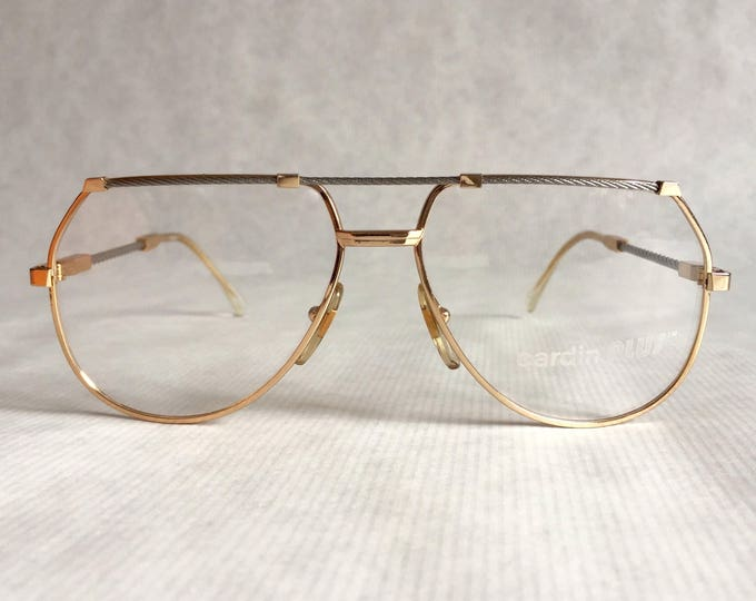 Cardin Plus CP 805 Vintage Glasses Made in France New Old Stock