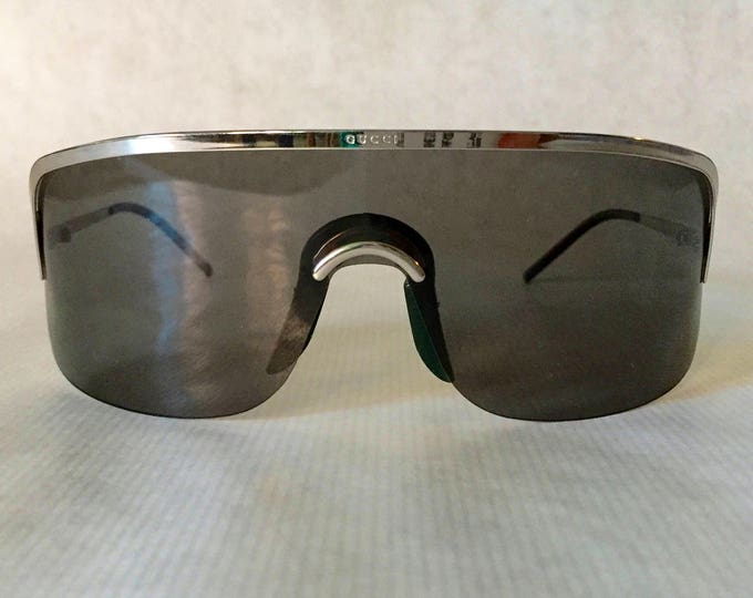 Aaliyah's Gucci GG 1651/S Vintage Sunglasses New Old Stock including Case