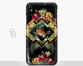Jungle Phone Case For iPhone 8 iPhone 8 Plus iPhone X Phone 7 Plus iPhone 6 iPhone 6S  iPhone SE Samsung S8 iPhone 5 Taylor Swift Reputation