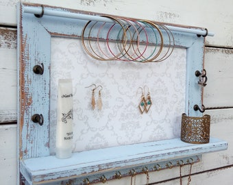 Jewelry Holder, Jewelry Organizer,  necklace display/brecelet display/jewelry rack