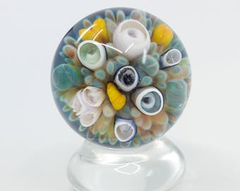 Reef Glass Marble