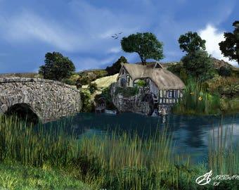 Hobbiton Mill