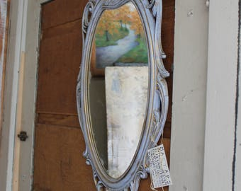 SOLD!!! Vintage Syrocco Painted Mirror