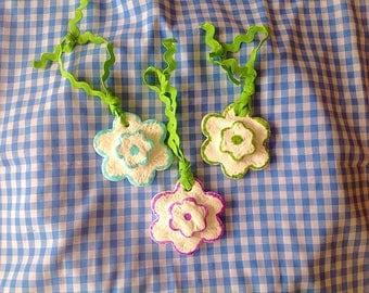 Single Flower Ornament