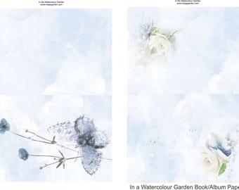 Watercolour Garden Album