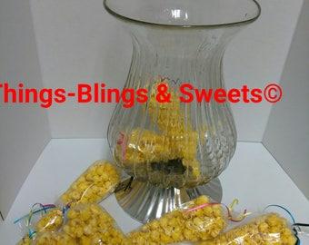 Banana pudding popcorn