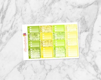 August Stackable Checklists | To Go, To Clean, To Buy, Top 3 | Planner Stickers for Erin Condren Life Planners, Happy Planners and more!