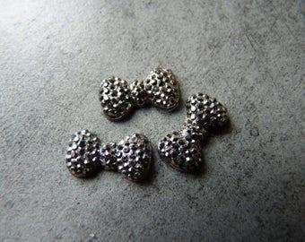 5 knots decorative paste rhinestones