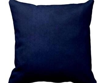 Medieval Blue Pillow, Microsuede Pillow, Soft Pillow, Decorative Throw Pillow, Accent Pillow, Couch Pillow, Bedroom Decor, Art Pillow
