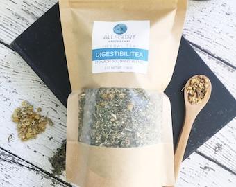 DigestibiliTEA / Stomach Soothing / Herbal Tea / Organic