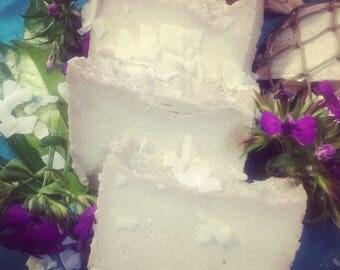 Coconut Milk & Sea Salt Shampoo Bar 3oz.