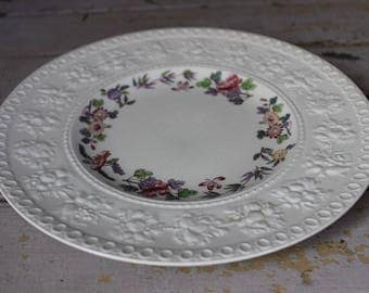 Vintage Orient by Wedgwood Wellesley Shape Floral Small Dinner Plate Set of 6