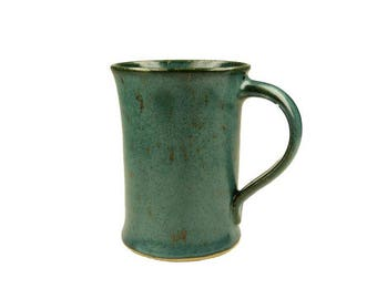 Ceramic Cup straight Green