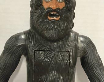 Six Million Dollar Man Action Figure Kenner 1978 Bionic Bigfoot figure