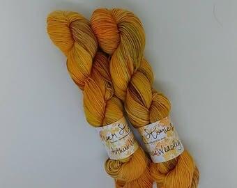 Arthur Weasley - Harry Potter Inspired Sock Yarn