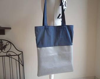 Tote Bag bi material