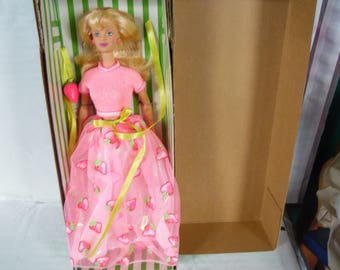 Reserved Please DO NOT PURCHASE Avon Strawberry Sorbet Barbie Doll Vintage Barbie Doll