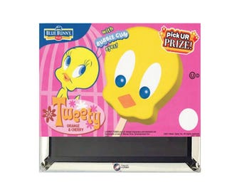 Tweety Bird Ice Cream Magnet