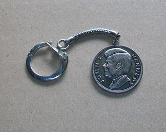John F. Kennedy Key Chain