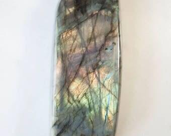 Labradorite Crystal Flame