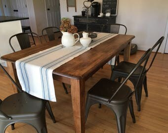 SOLD Farmhouse Dining Set
