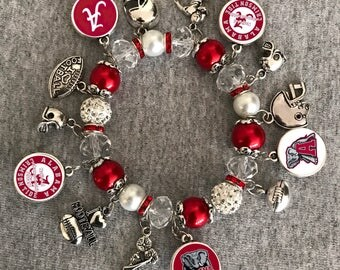Alabama Crimson Tide Nationals championship  bracelet