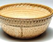 Wattlefield Pottery Bowl,...