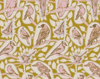 Sweet Dreams- Cacophony- Saffron- Anna Maria Horner- Free Spirit/Westminster Fabrics