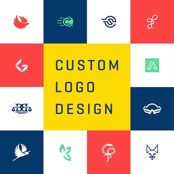 Made to Order Logo, Custom Order Logo, Professional Logo, Custom Order Stamp, OOAK Logo, Custom Logo Design, Small Business Logo, Logo
