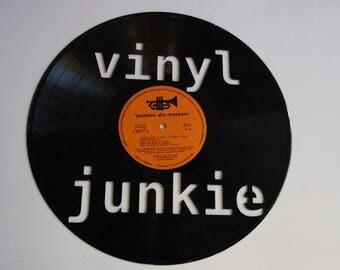 Engraved record, vinyl , recordplayer