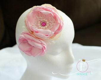 Baby Headband, handmade headband, ready to ship