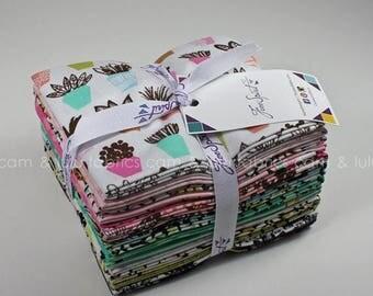 ON SALE // INTERMIX by Erin McMorris for FreeSpirit Fabrics  -  Fat Quarter Bundle - 18 Prints - Ready to Ship
