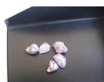 ON SALE 50% Pink Diamond - Natural Diamond - Rough Diamond - Raw Diamonds - 1 Piece - 5mm Approx