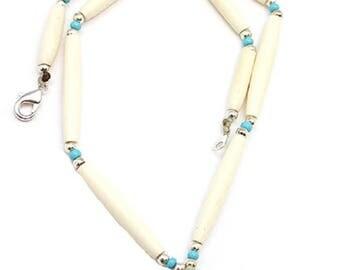 Navajo Bone Necklace