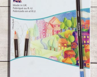 Coloured Pencils Set of 12