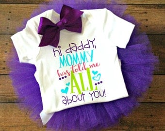 baby girl military outfit, daddy deployment shirt, cute baby clothes, military bodysuit, meet daddy shirt, daddy bodysuit, baby deployment