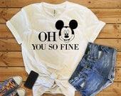 Disney Inspired Valentine's Day Funny Mickey Shirt,Mickey, Cute Tshirt, White Disney
