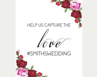 instagram sign instagram wedding sign oh snap wedding sign hashtag sign pdf
